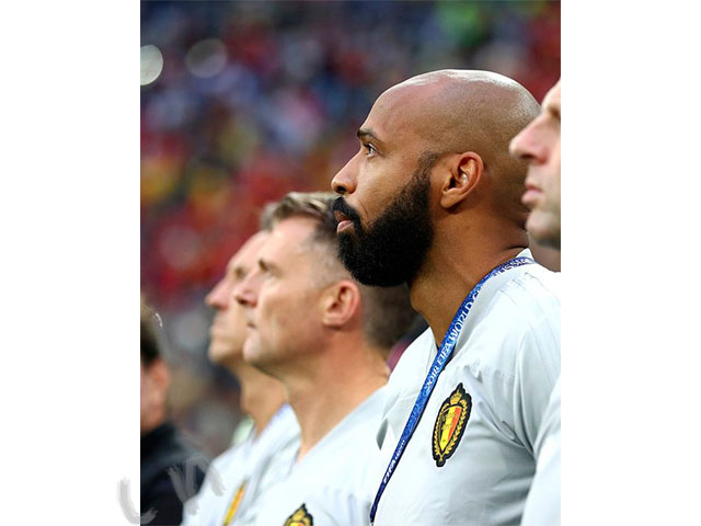 Thierry Henry Kembali ke Timnas Belgia