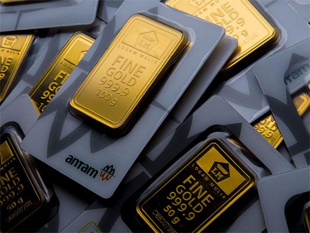 harga beli emas, emas antam di pegadaian