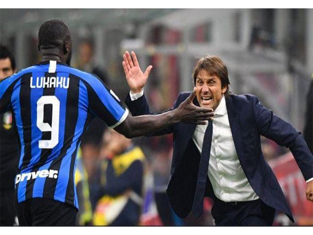 pesta juara Liga Italia