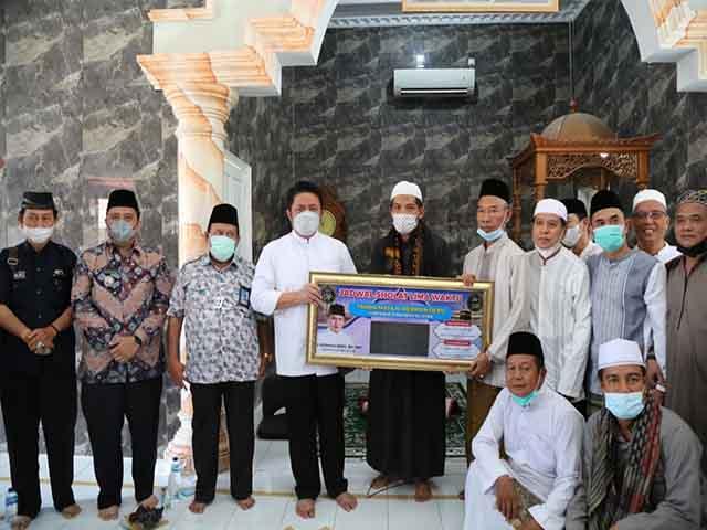 Perkembangan Masjid