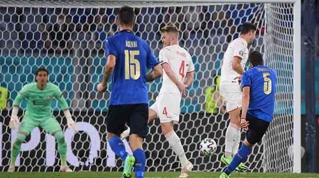 Italia Hajar Swiss