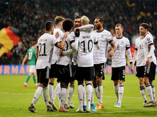 Jerman Berpesta Gol Jelang Piala Eropa