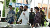 Pelaksanaan Vaksinasi di Stasiun Bogor, tempat dengan mobilitas tinggi