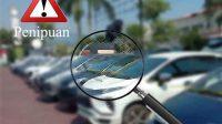 Pelaku Spesialis Penipuan Mobil Rental