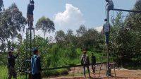 Pembangunan TPS3R di Kampung Plered