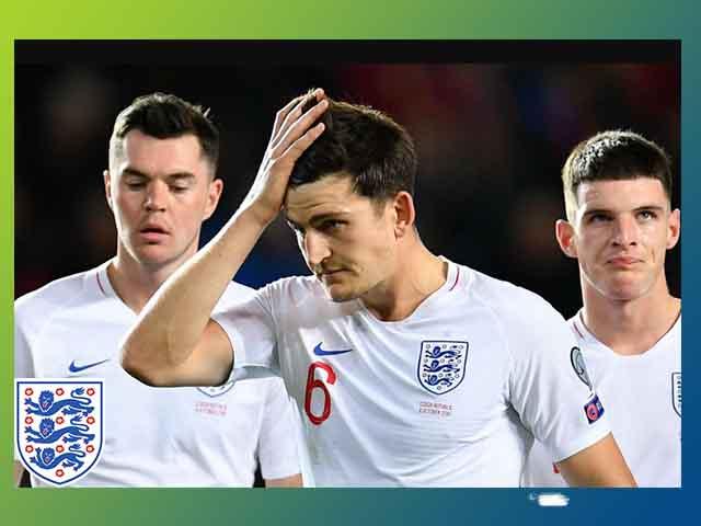 Timnas Inggris Gagal Menang