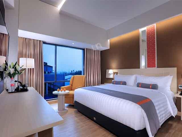 hotel terfavorit di kota palembang