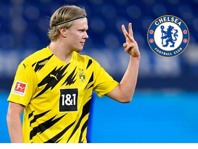 Chelsea Rekrut Erling Haaland
