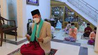 Gelar Sholat Idul Adha di Rumah