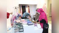 Soft Opening butik Palembang