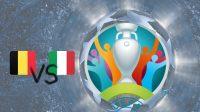 detik-detik akhir jelang Belgia vs Italia
