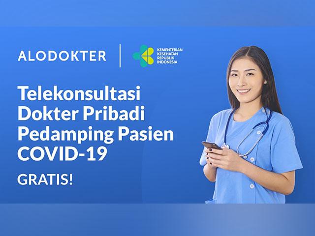 telekonsultasi dokter pribadi secara gratis