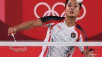 Jadwal Badminton Indonesia, Olimpiade Tokyo 2020
