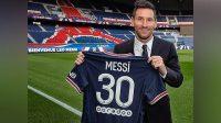 Messi Bergabung dengan PSG