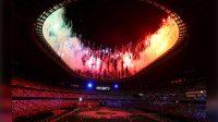 Olimpiade Tokyo resmi berakhir