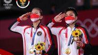 medali emas pertama Indonesia