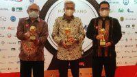 Penghargaan Top BUMD Award 2021,Bank BPR Sumsel