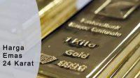 Harga Emas 24 Karat,pembelian emas batangan, emas batangan 24 karat