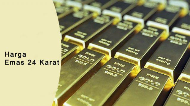 Harga Emas 24 Karat, Emas batangan 25 gram