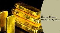 harga emas di pegadaian, Harga Emas Masih Stagnan