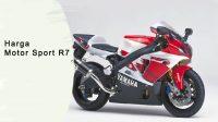 Harga Motor R7, motor sport fairing
