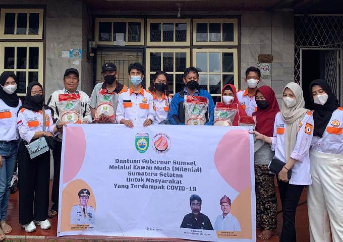 Kawan Muda Milenial Sumatera Selatan