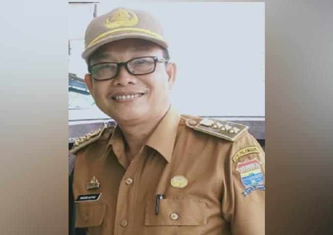 Kepala Bidang SMP Diknas Palembang