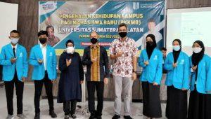 Masa Pengenalan Kehidupan Kampus Bagi Mahasiswa Baru Universitas Sumatera Selatan