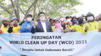 Peringati World Cleanup Day