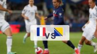 Prancis Imbang Lawan Bosnia, Kualifikasi Piala Dunia 2022, Tim Nasional Prancis