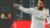 Real Madrid membantai Real Mallorca