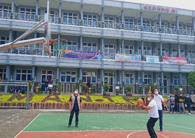 Tournament Bola Basket antar Pelajar, Piala Gubernur Sumsel