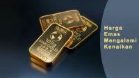 harga emas 24 karat naik tipis