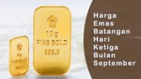 harga emas UBS ukuran 1 gram