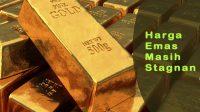 harga emas batangan, harga emas harga emas batangna stagnan
