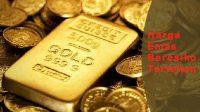harga emas beresiko tertekan, harga emas 24 karat, harga emas spot