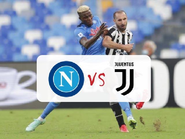 pertandingan melawan Napoli, Juventus Keok dari Napoli