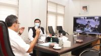 kegiatan UCLG ASPAC Executive Bureau Meeting secara virtual