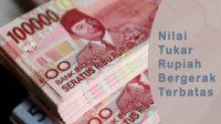 nilai tukar rupiah bulan september, Data Perekonomian Indonesia