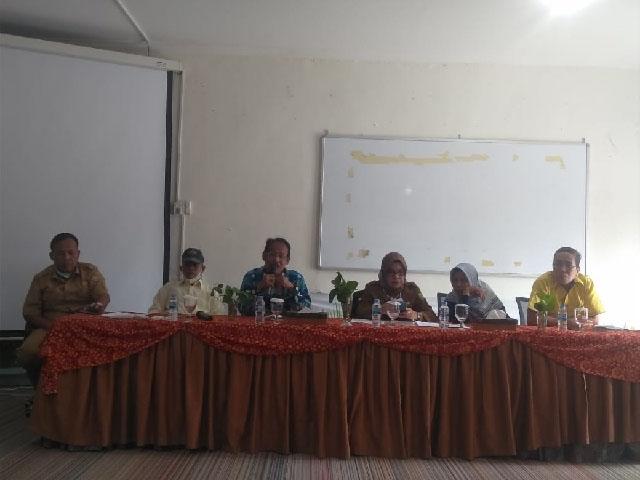 Pembubaran Komite SMK Negeri 3 Palembang