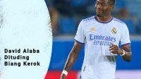 David Alaba Dituding Biang Kerok biang kerok kekalahan madrid