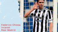 Federico Incaran Real Madrid, raksasa benua biru, negeri spaghetti meraih trofi