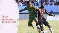Final Sepak Bola PON Papua, cabang olahraga sepak bola putra