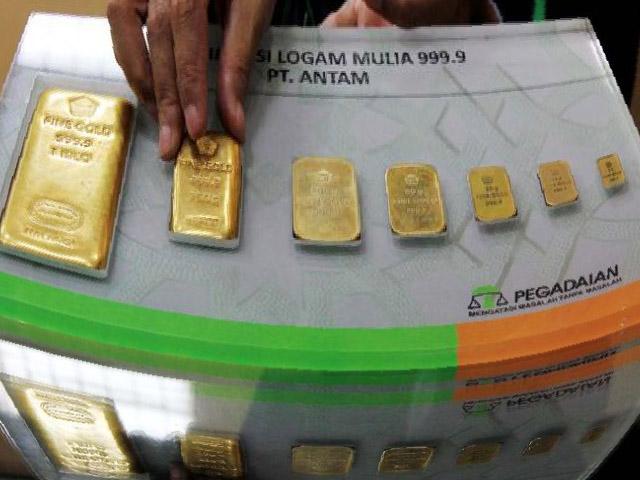 harga emas batangan, harga emas ukuran 0,5 gram