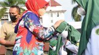 Memperingati HUT TNI Ke-76
