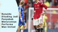 Penyebab Menurunnya Performa Manchester United
