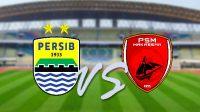 Persib vs PSM Makassar, Persib Bandung vs PSM Makassar