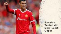 Ronaldo Tuntut MU Main Lebih Cepat, Kapten Timnas Portugal, bursa transfer musim panas