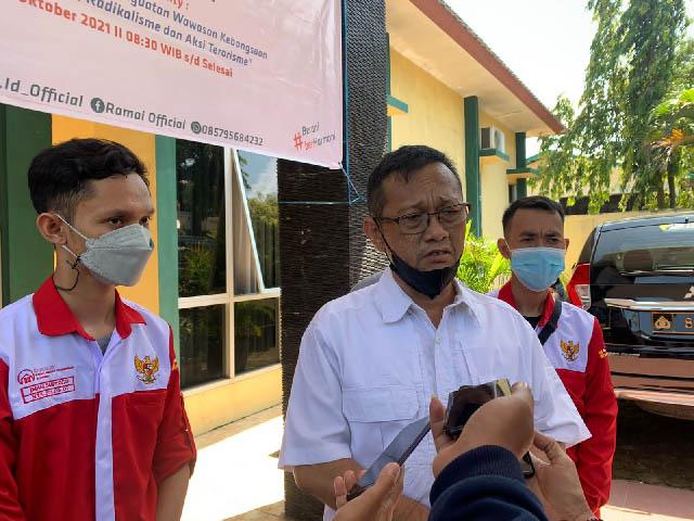 Penguatan Wawasan Kebangsaan, Rumah Mimbar Harmonisasi Indonesia, menjadi pejuang cyber