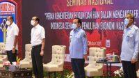 Hari Dharma Karya Dhika, Seminar Nasional, aplikasi penilaian risiko bisnis, membangun Indonesia yang lebih baik